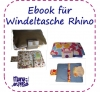 Manu-Faktur Design - Windeltasche Rhino (Ebook)